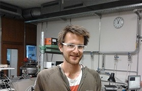 Ben Mallett, Department of Physics, Rutherford postdoctoral fellow, homepage tile